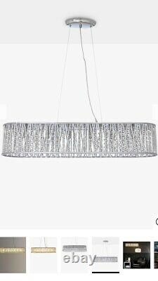 John Lewis and Partners Emilia Jazzy Diner Bar Ceiling Light