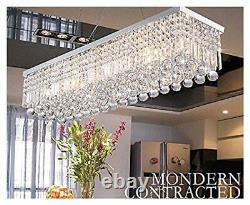 Luxury Modern Crystal Chandelier Ceiling Light