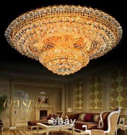 Modern Creative LED K9 Crystal Chandelier Ceiling Light Pendant Lamp Lighting