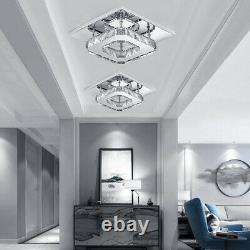 Modern Crystal XXL Led Cascading Plafond Lumière Pendentif Lampe Chandelier Fixations